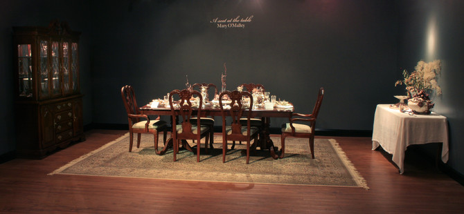 A Seat at the Table whole installation.j