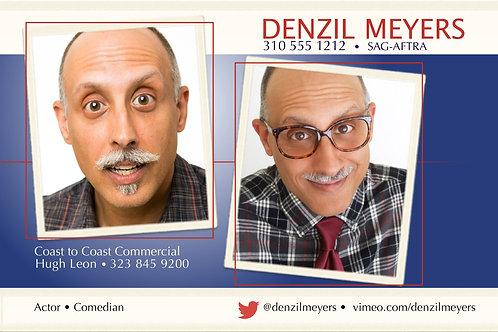 Actor Postcard
