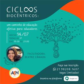 CICLOS BIOCÊNTRICOS