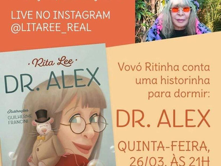 Dr. Alex - Rita Lee
