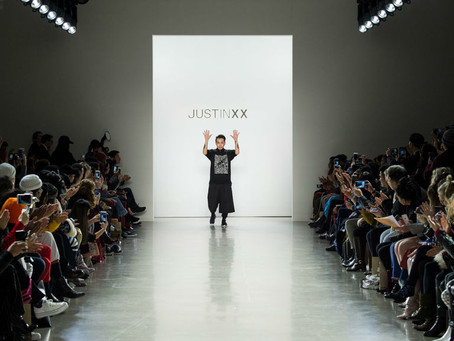 JUST IN XX AW18 Runway Show