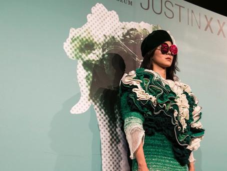 周裕穎帶「翠玉白菜」進軍紐約時裝周 跨界故宮讓國寶穿上身