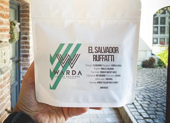 El Salvador Ruffatti szemes kávé (250g)