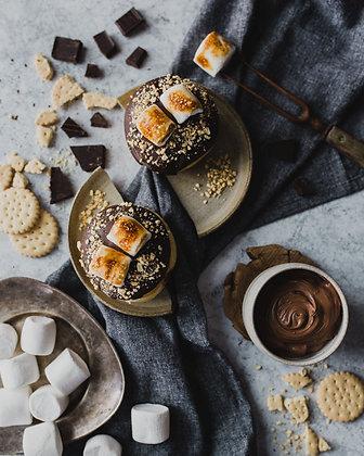 SMORE (csoki-mályvacukor)