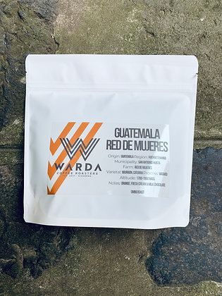 Guatemala Red De Mujeres szemes kávé (250g)