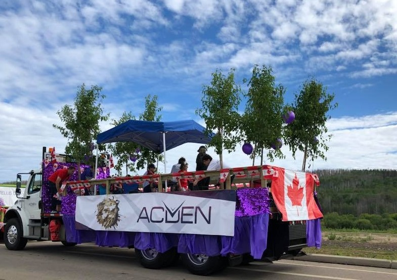2018 Acden Parade Float 6