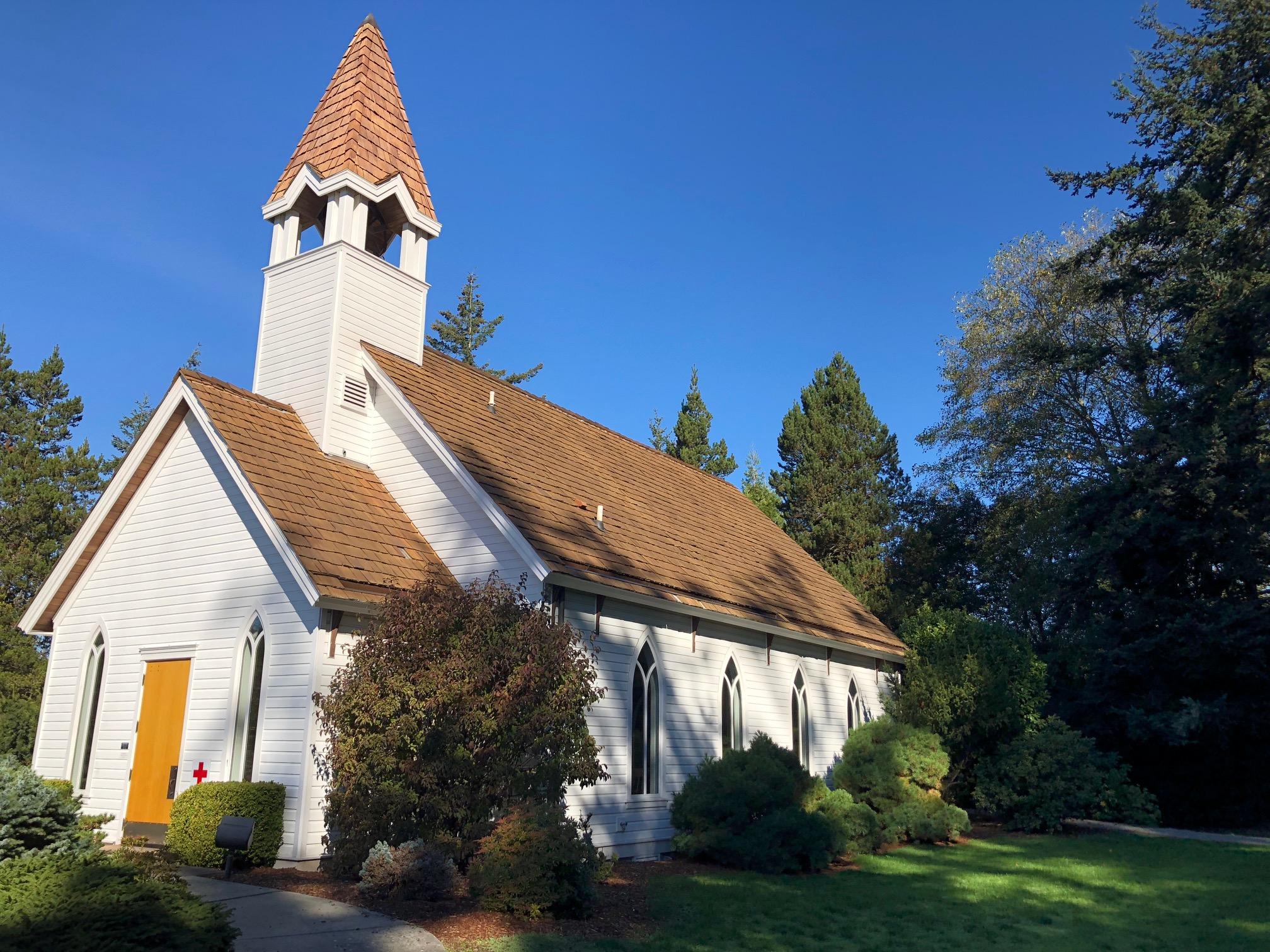 Rev. Peake's Unitarian Church
