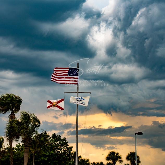 Port Canaveral - clouds 7-14-20 DSC_1399