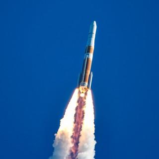 ULA - Delta IV GPS III launch LC-37 8-22