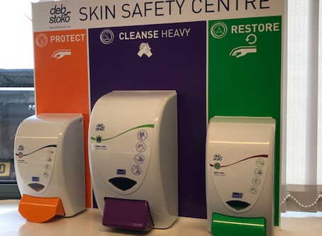 Deb Skin Safety Centre