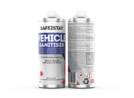 Vehicle Sanitiser - In Stock