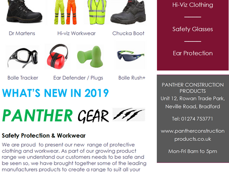 Panther Gear - PPE