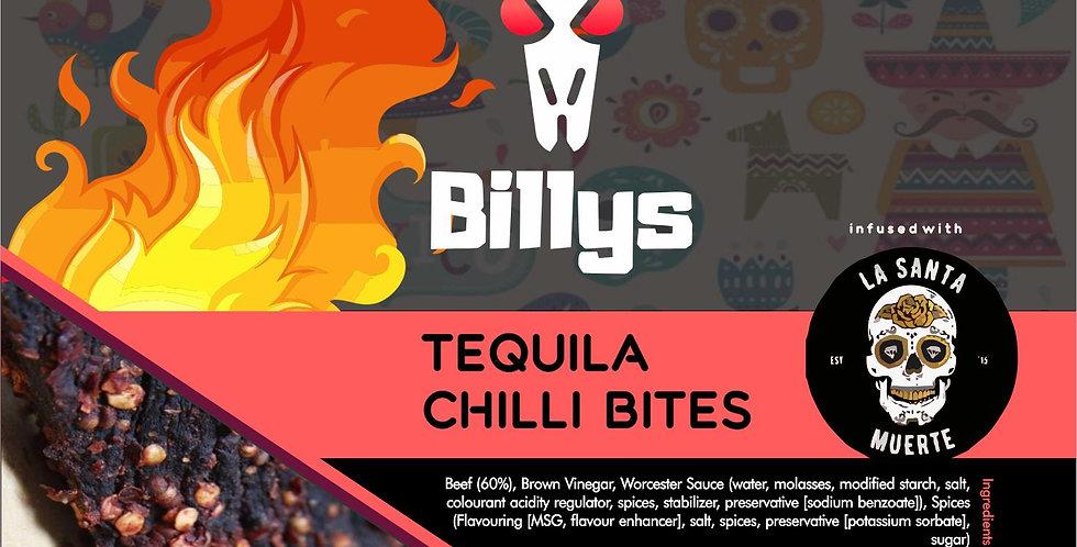 Tequila Chilli Bites