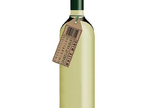 Unbelievable Dry White (case 6 bottles)