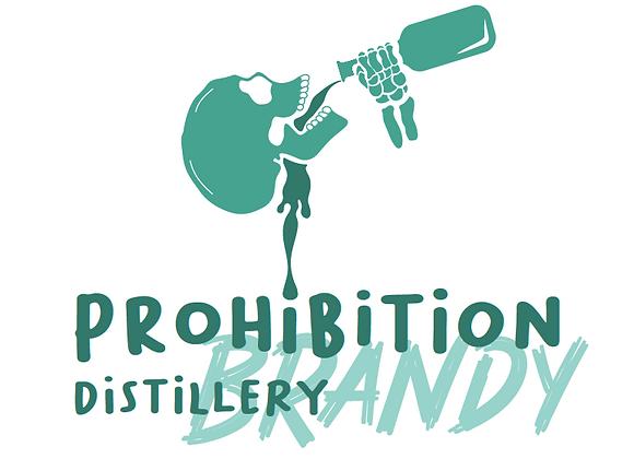 Prohibition Brandy 750ml
