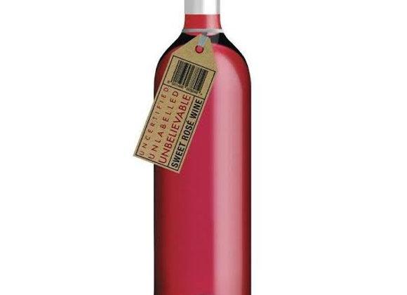 Unbelievable Rosé (case 6 bottles)