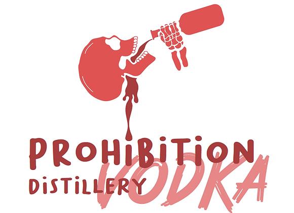 ProhibitionVodka 750ml