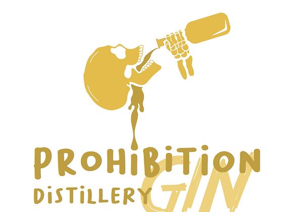 Prohibition Gin 750ml