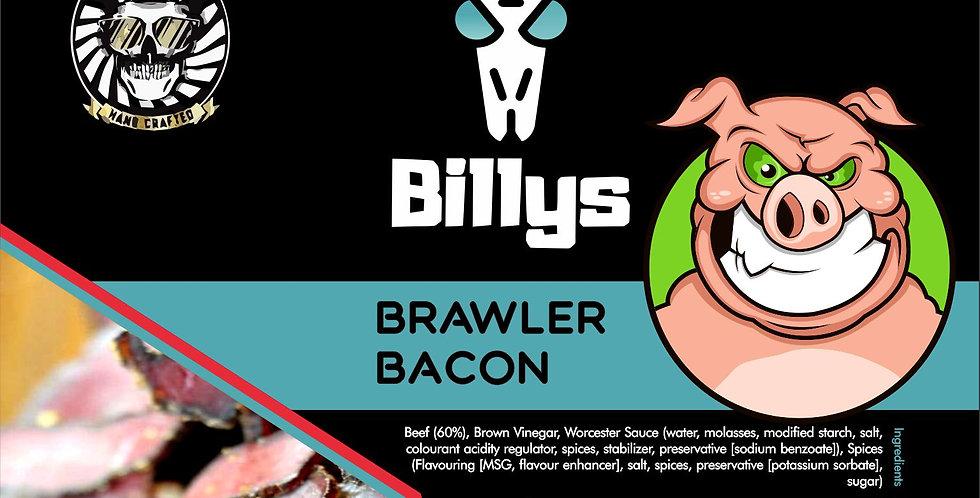 Brawler Bacon Bar Mix