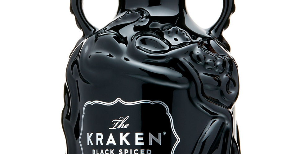 The Kraken Black Strap - 750ml