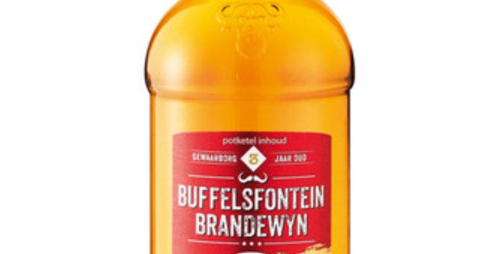 Buffelsfontein Brandy - 750ml + 2 Litre Coke