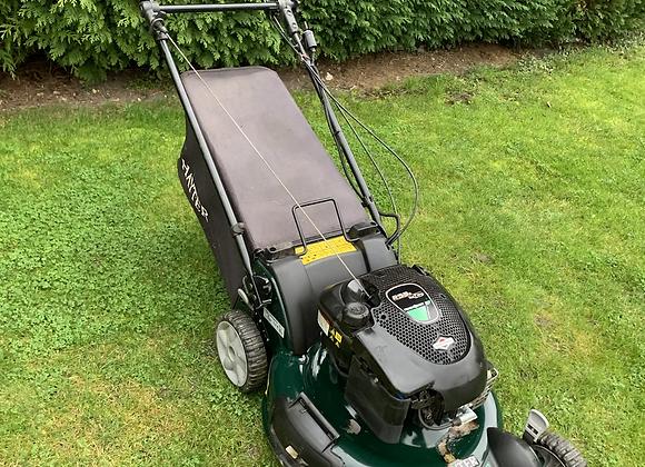Hayter reclyer R53 self propelled lawnmower