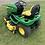 Thumbnail: John Deere x320 ride on lawnmower