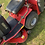 Thumbnail: Westwood S1400 ride on lawnmower