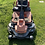 Thumbnail: Husqvarna rider 13C ride on lawnmower