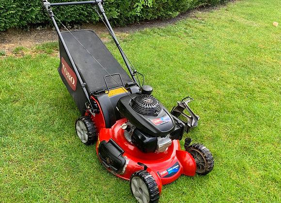 Toro super bagger self propelled lawnmower