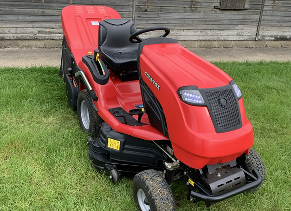 Countax C60 ride on lawnmower