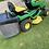 Thumbnail: John Deere X300R ride on lawnmower