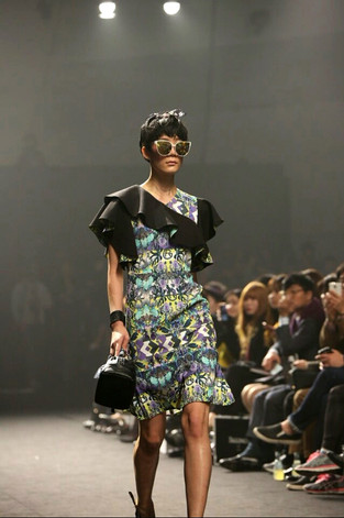 Seoul Fashion Week Greedilous