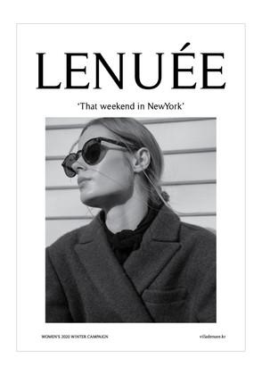 Lenuee lookbook