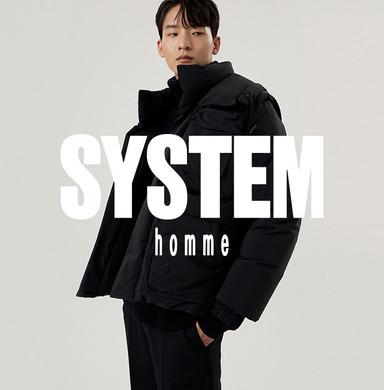 Handsome System homme
