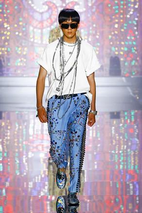 Dolce & Gabbana Men SS 2022
