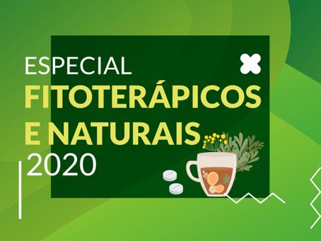 Fitoterápicos e Naturais