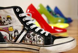 Footwear Rainbow