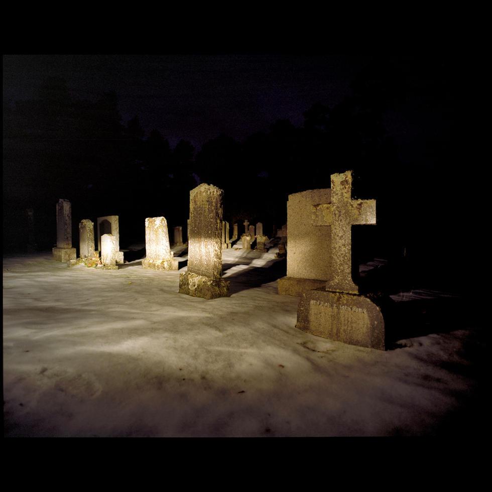 Title: Graveyards #.1
