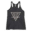 Cycle of Fusion Symbol Tank Top