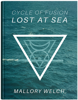 Cycle of Fusion: Lost At Sea by Malory Welch Book Cover