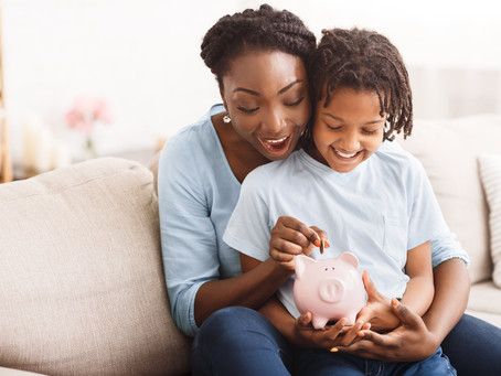 How to Talk About Money Without Putting Stress on Your Kids