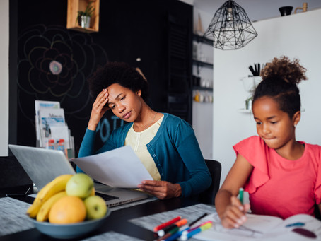 How to Take Care of Your Family Through Burnout