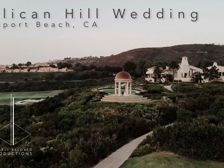 Pelican Hill Wedding Videography | Clementine & Matthew Highlight & Trailer | Newport Beach, CA