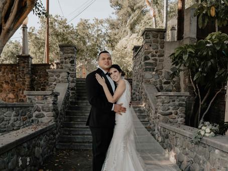 Fletcher Courtyards Wedding Videography & Photography  |  Orange, CA  |  Tony & Erika