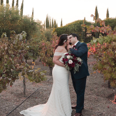 Mount Palomar Winery Wedding Videography | Temecula, CA | Edgar & Kacie