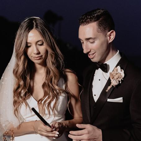 Palisades Gazebo Park Wedding Videography & Photography | Tara & Andrew | Dana Point, CA