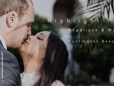 Hyatt Huntington Beach & Private Estate Wedding Video | Huntington Beach, CA | Angelique & William