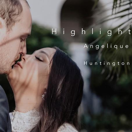 Hyatt Huntington Beach & Private Estate Wedding Video | Huntington Beach, CA | Angelique & William