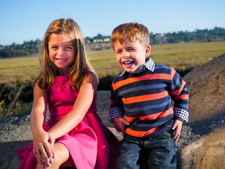 Newport Bay Conservancy Family Photography | Holiday Family Photo Session | Newport Beach, CA